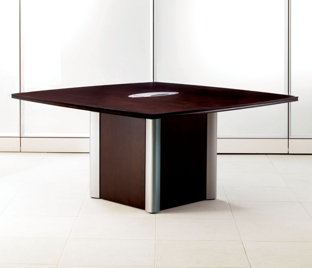 Expansion Square Conference Table