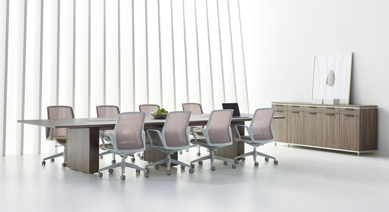Boardroom Meeting Tables - Expanding conference table