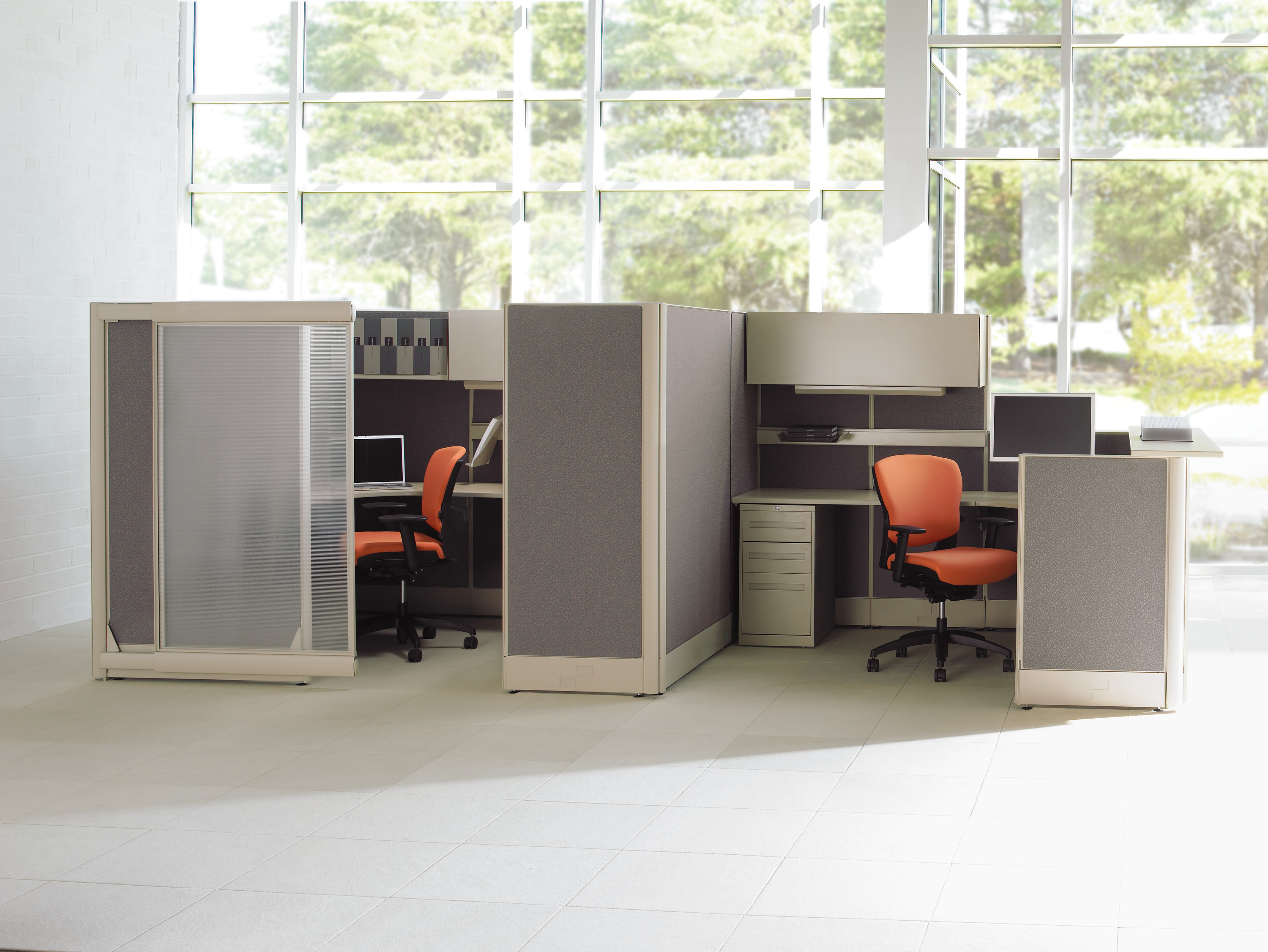 Teknion Office Furniture & Office Dividers