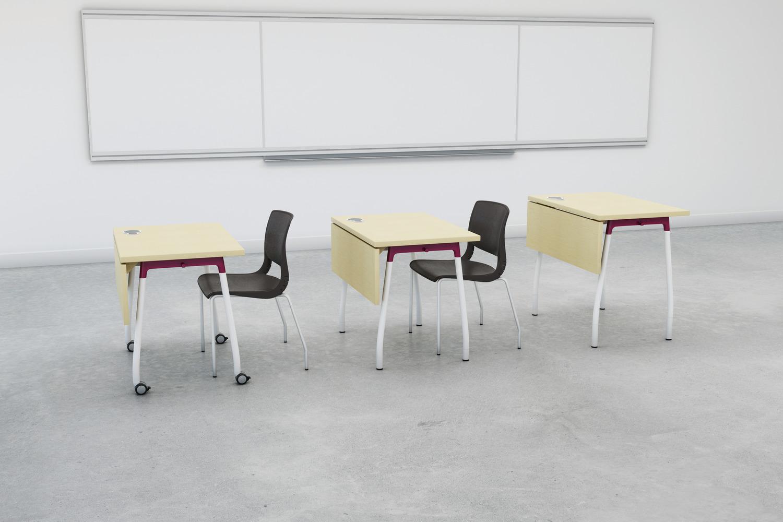 Collaborative Classroom Setup : Education classroom