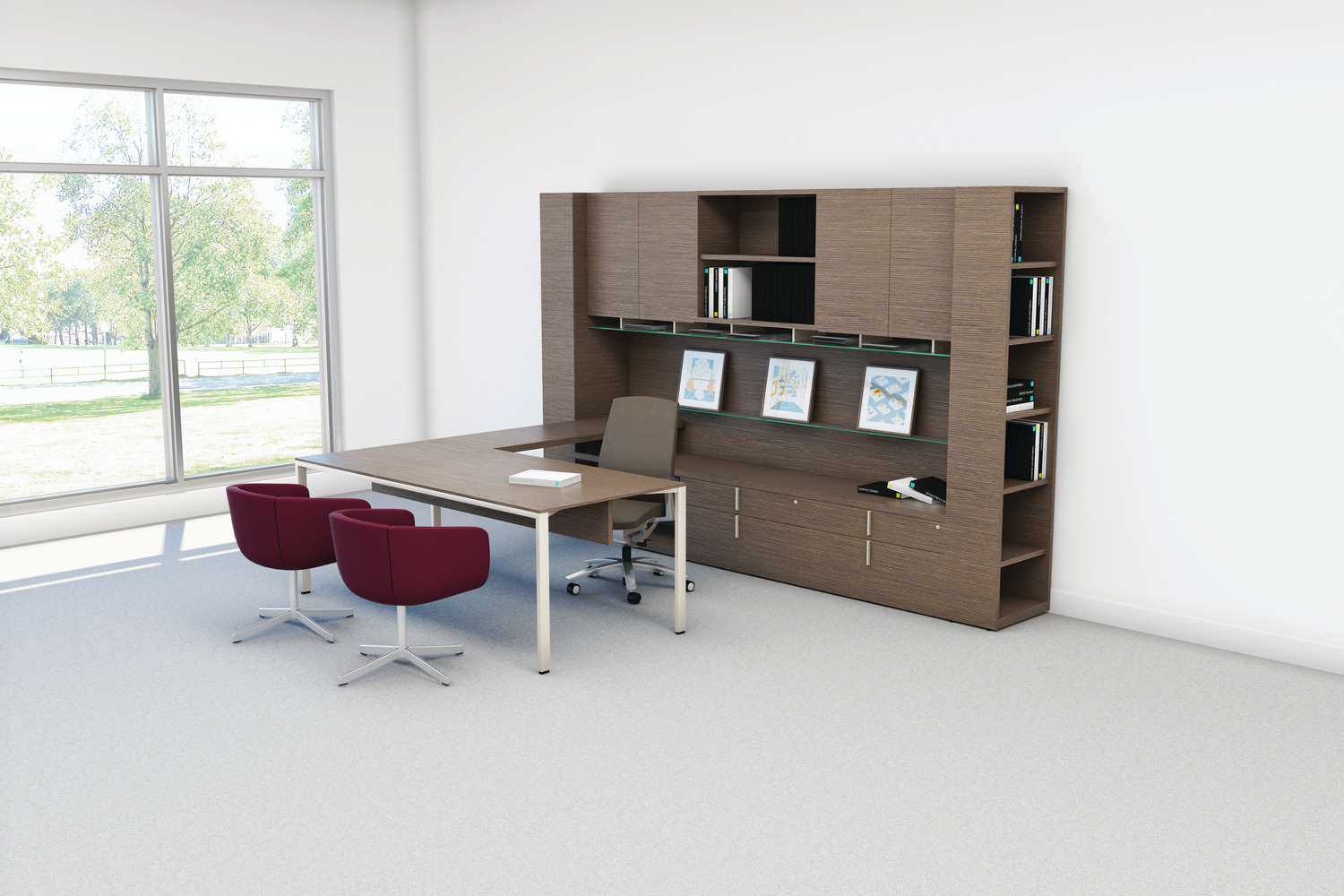 Office partitions are an essential attribute of a modern office 49