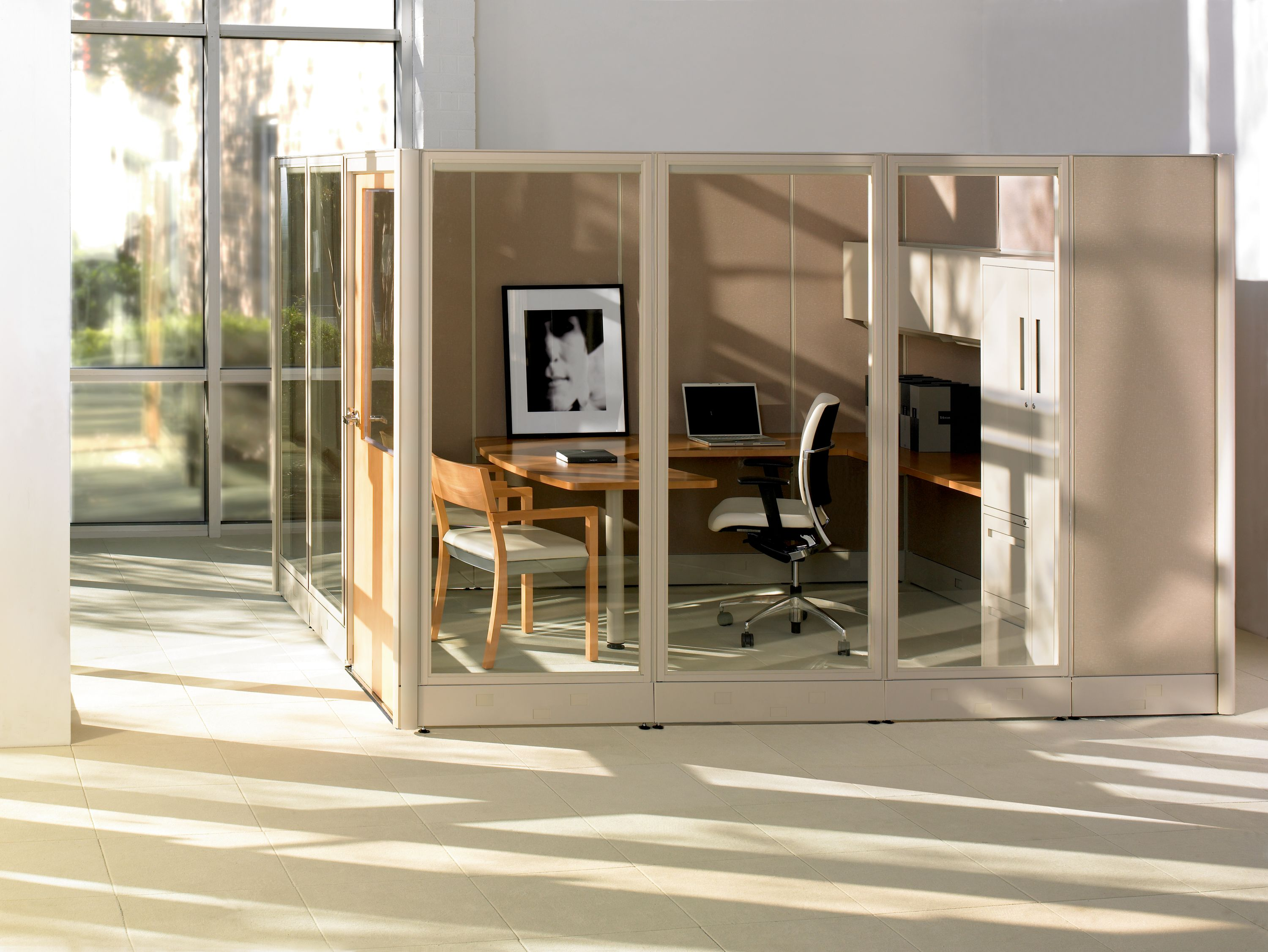 Office Partitions by Teknion