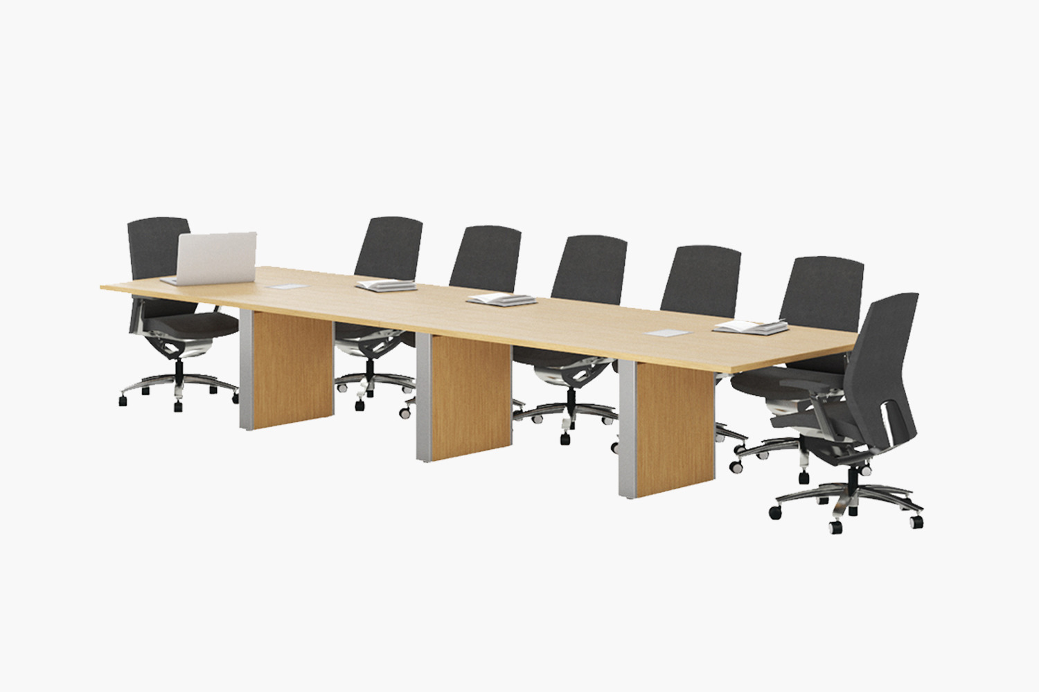Education Office - Expanding conference table