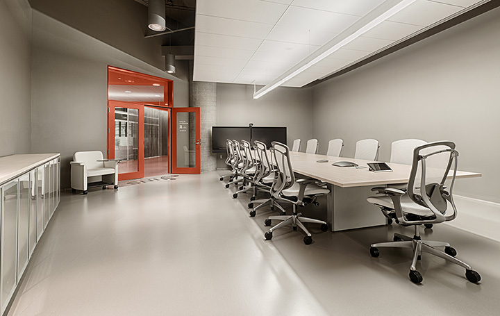 INS Quebec - Teknion Case Study Image