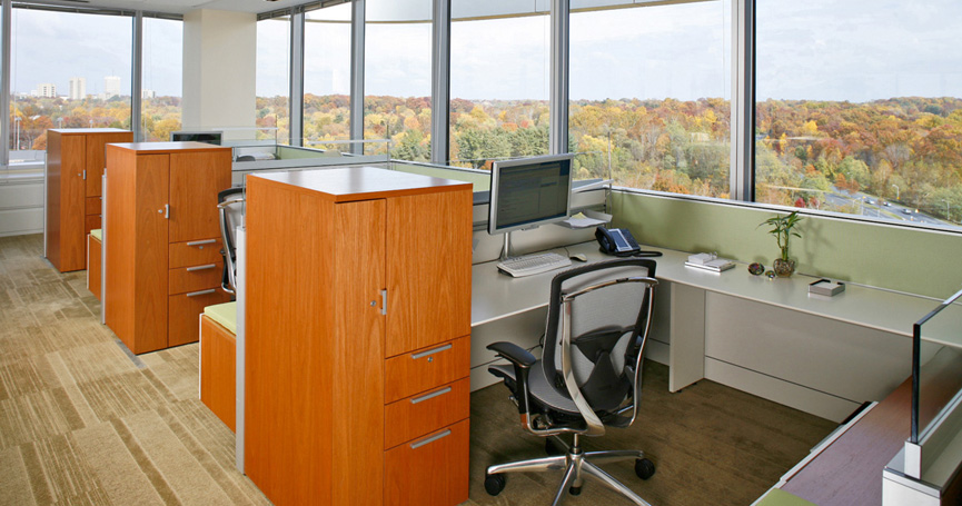 Tower Companies - Teknion Case Study