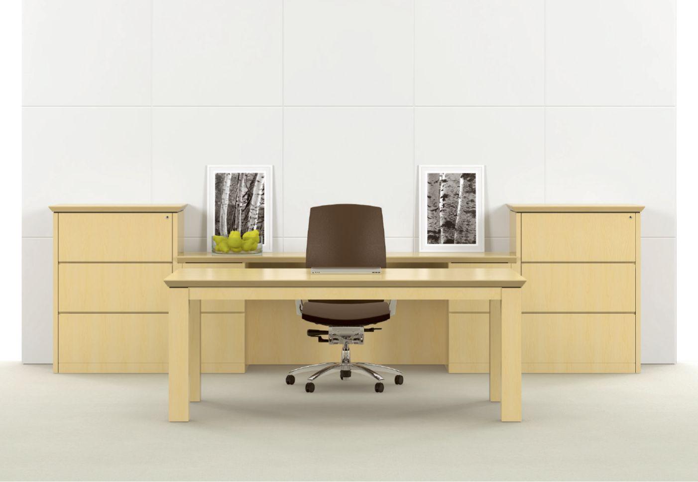 Korato Rectangular Executive Desk