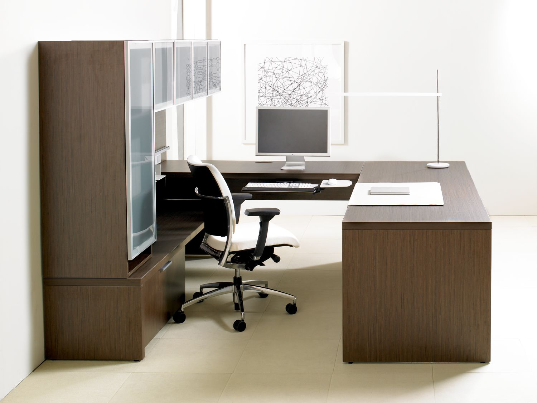 Expansion U Shaped Executive Desk