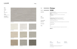 Flicker - Glint - 1008 - 04 Sample Card