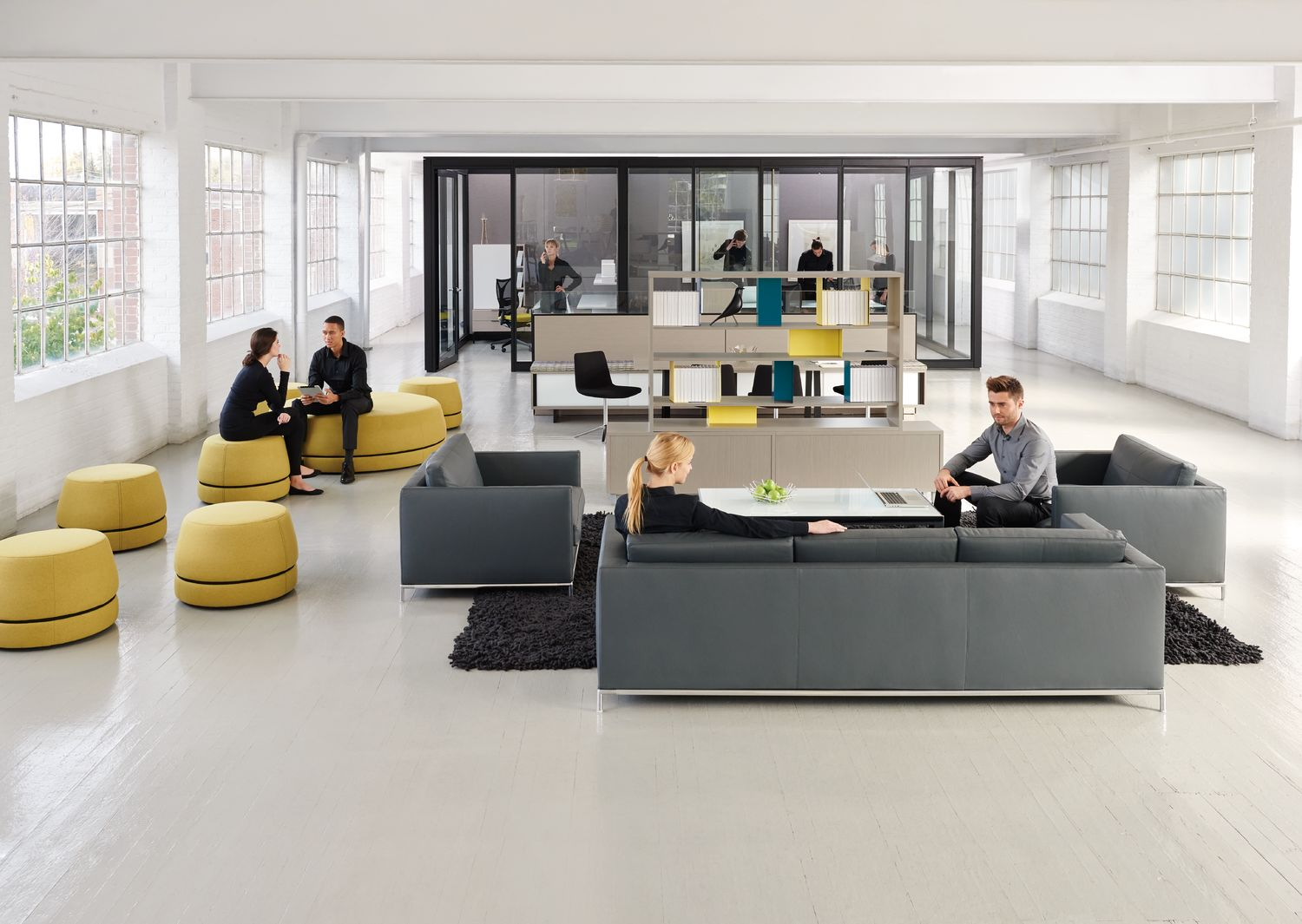 Teknion Offers An Unparalleled Range Of Systems And Freestanding Furniture Task Chairs Soft Seating Storage Space Division Products Accessories