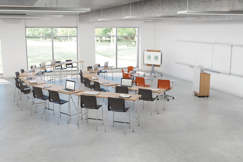 Classroom Design Orientation ~ Education classroom