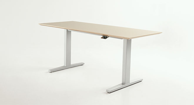Livello Height Adjustable Tables Teknion Office Furniture