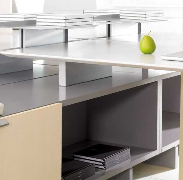 District Modern Modular Office Furniture