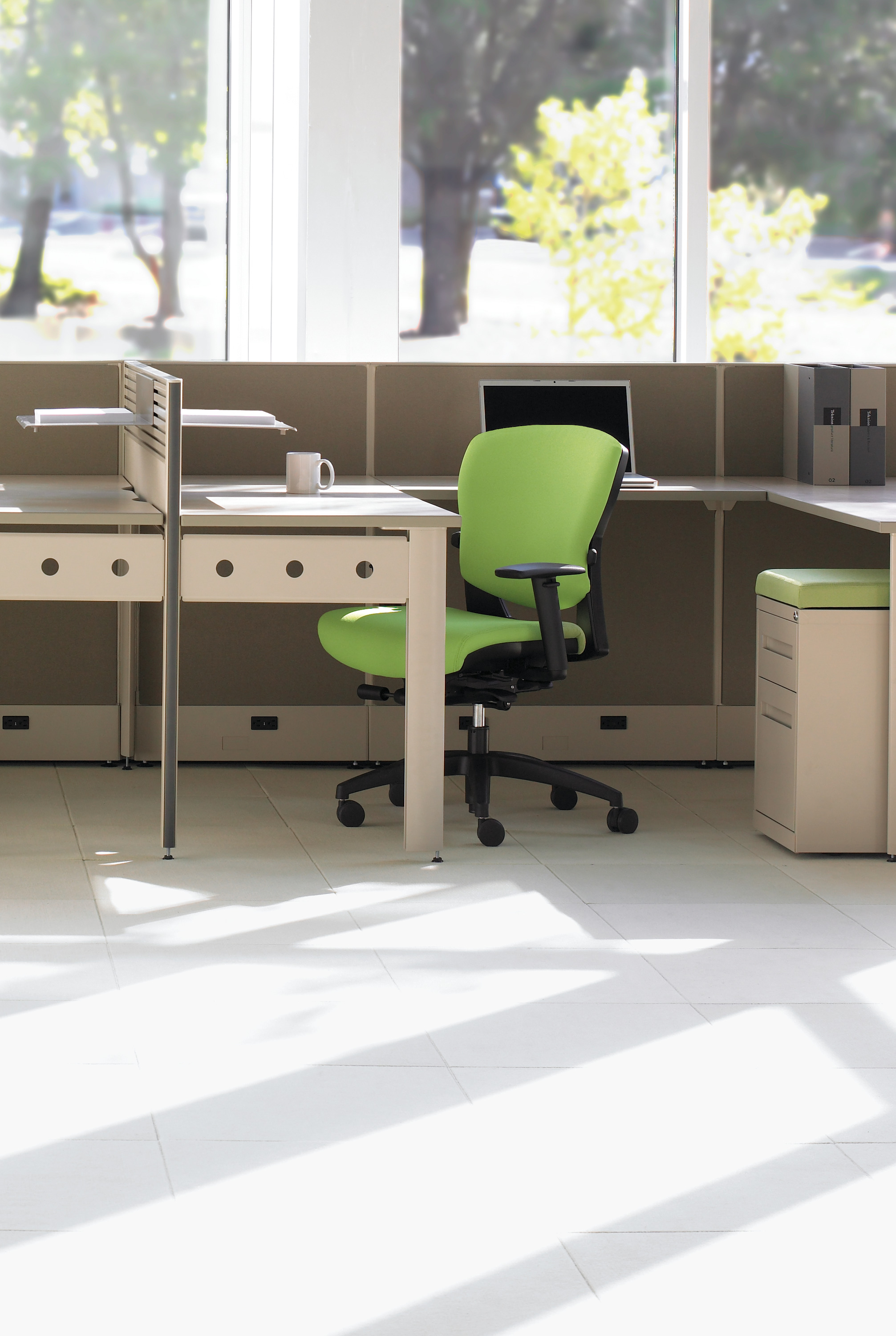 Boulevard Cubicle by Teknion
