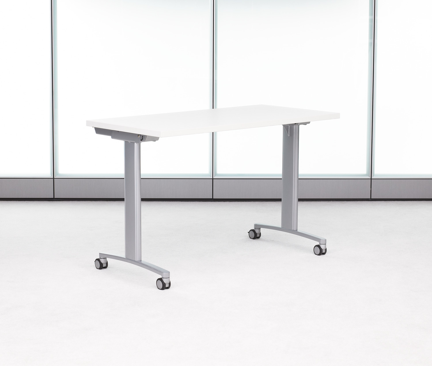 Expansion Training Tables Gallery - Rectangular training table