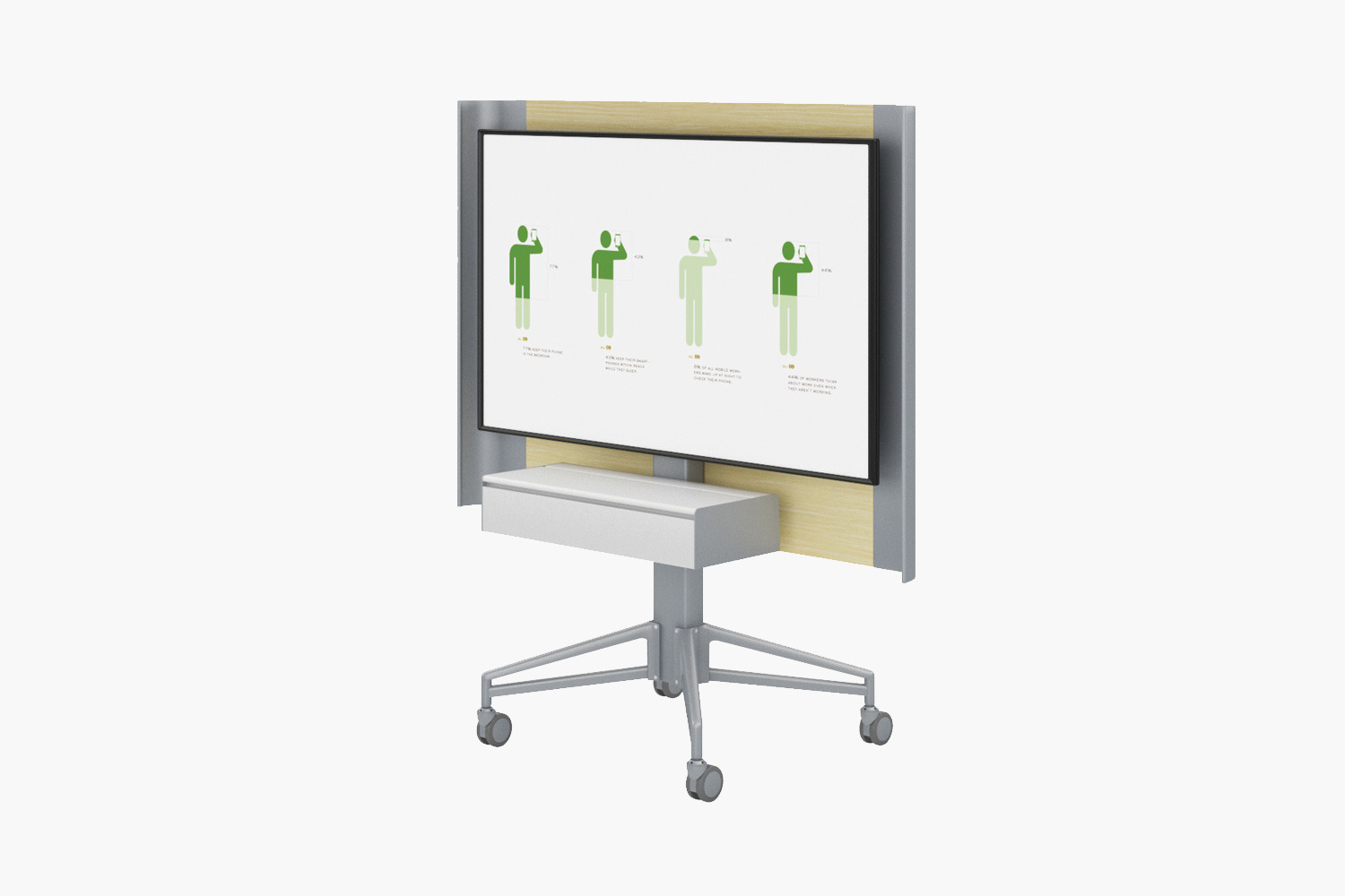 Technology In Furniture On Teknion Clubtalk Integrates People Technology And Furniture Attracting Engaging Students Who Want To Connect Share Knowledge Education Classroom