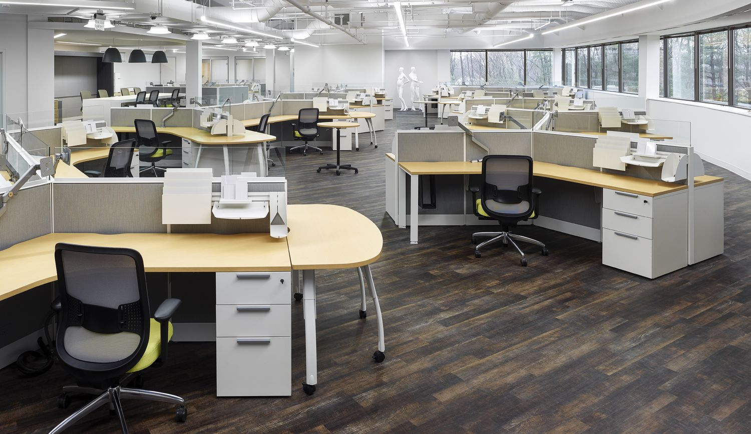 a230e47b0f22f The company's bright, fully refurbished corporate offices were designed to  cultivate creativity and collaboration
