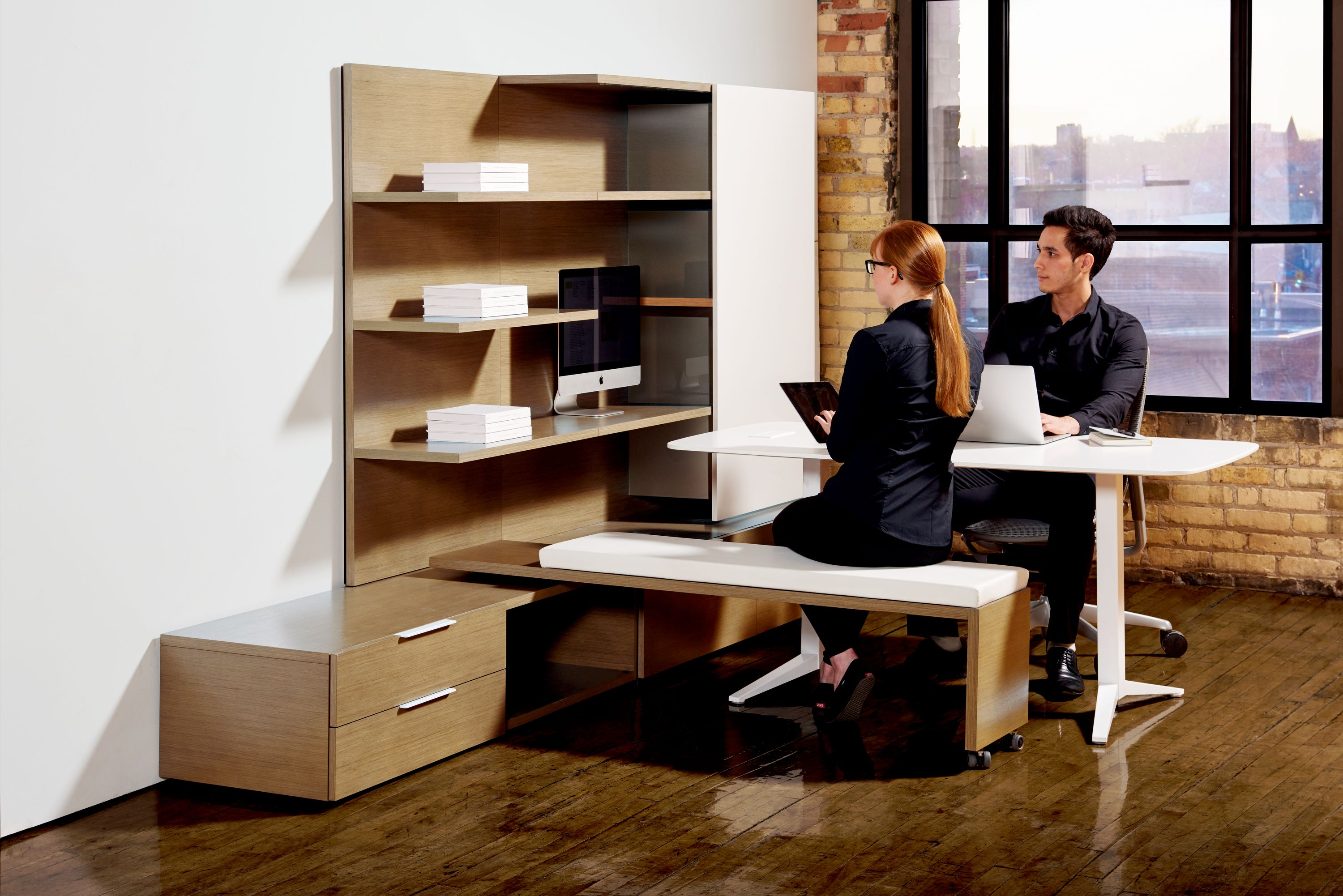Journal Executive Office Furniture Teknion Office Furniture