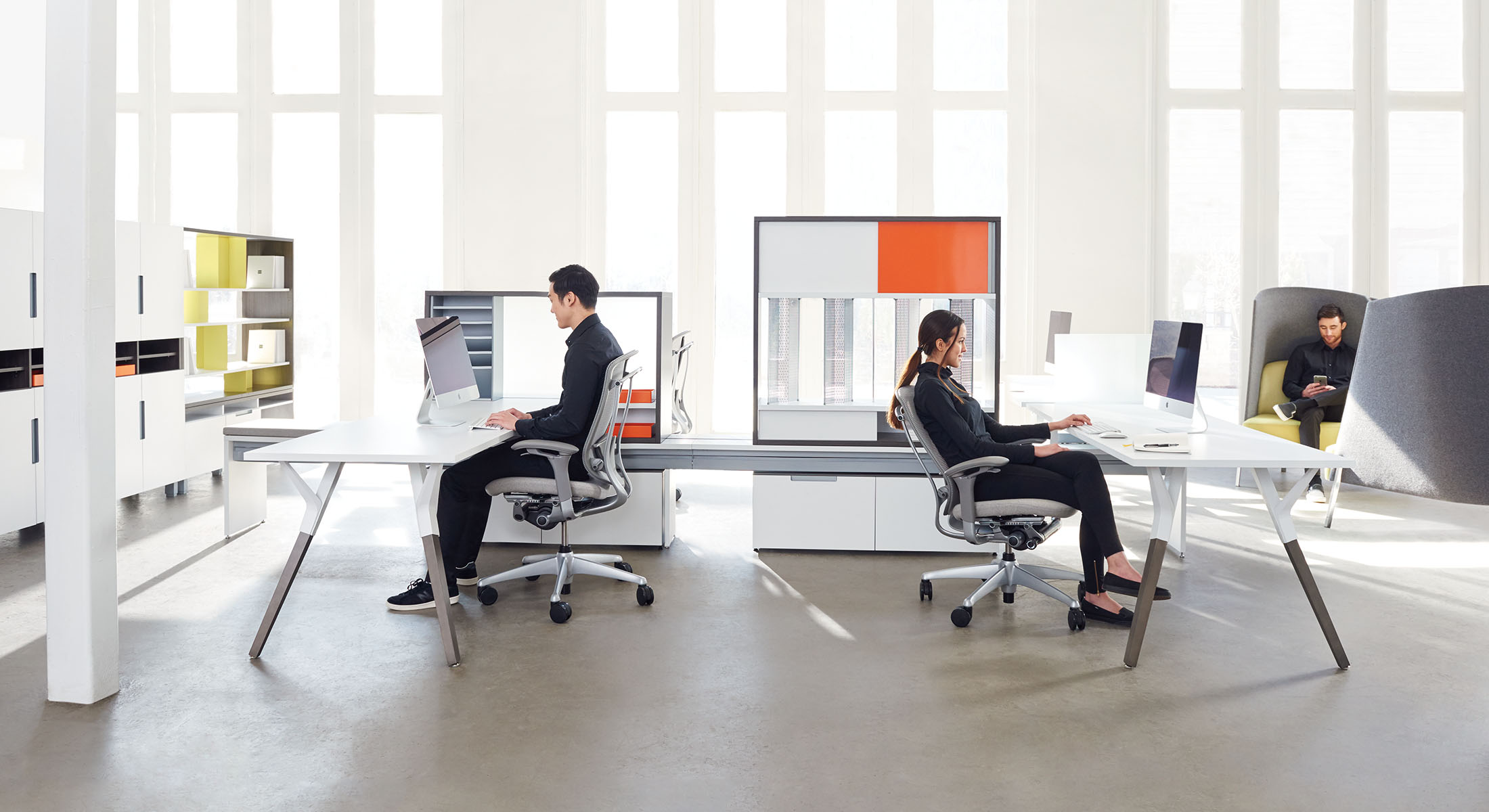 Office partitions are an essential attribute of a modern office 3